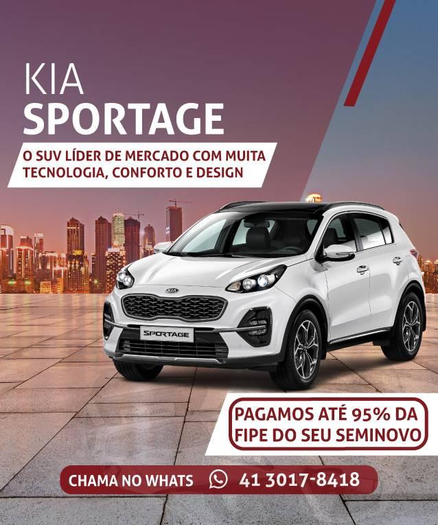 Kia Sportage – Sem Taxa
